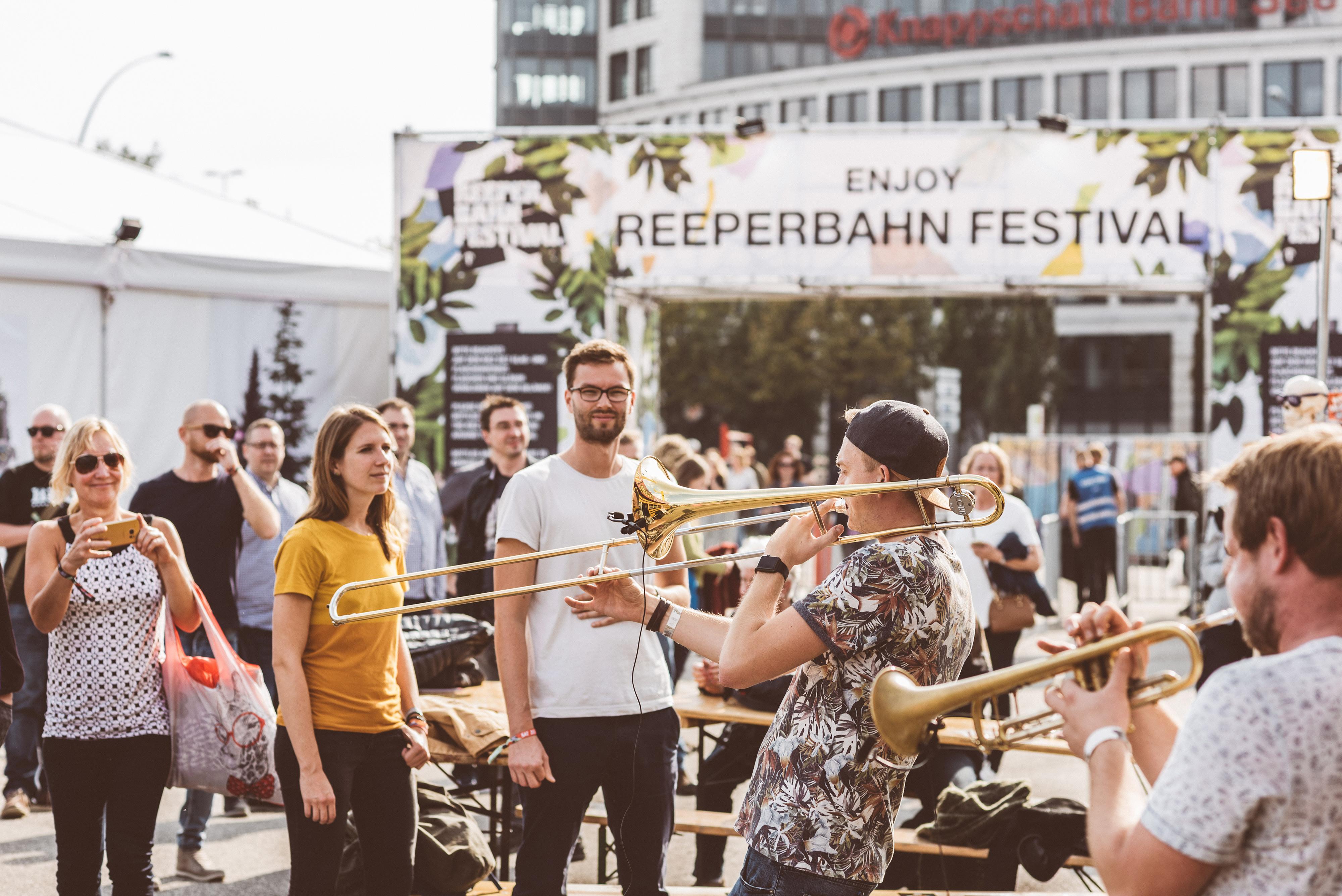 Press kit - Reeperbahn Festival